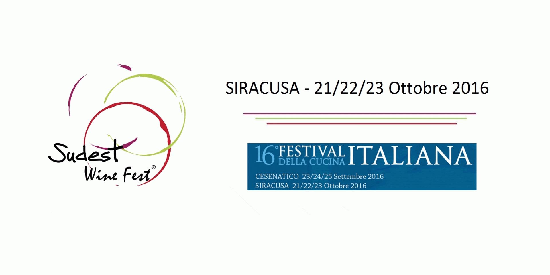 SUDEST WINE FEST – SIRACUSA ORTIGIA
