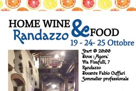 Home Wine and Food – Serata Conclusiva