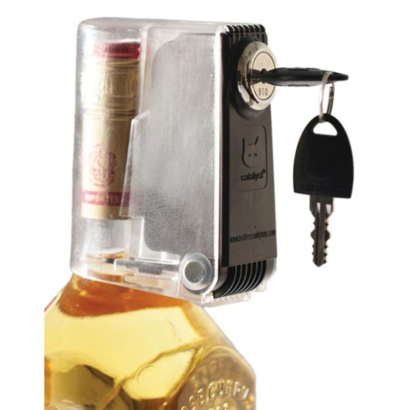 Tantalus-Bottle-Lock