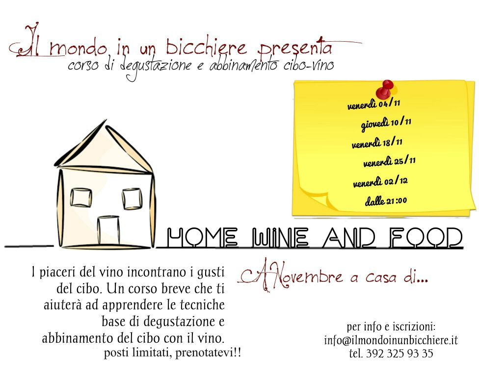 HOME WINE & FOOD 2016